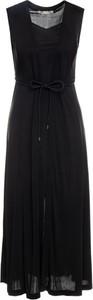 Sukienka Pennyblack midi z dekoltem w kształcie litery v w stylu casual