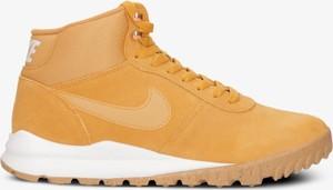 finest selection 59573 69f5d Brązowe buty trekkingowe Nike sznurowane