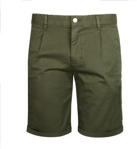 "Zielone spodenki Calvin Klein Szorty ""hayden"" z tkaniny"
