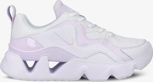 Sneakersy Nike na platformie sznurowane