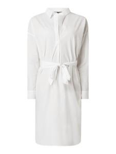 Sukienka Set z długim rękawem mini z bawełny
