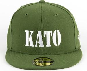Zielona czapka Mat Wear