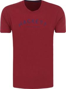 T-shirt Hackett London z krótkim rękawem
