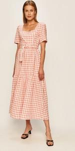Sukienka Glamorous maxi z tkaniny