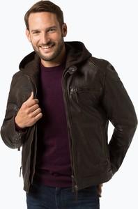9c9386f0ea79f ochnik kurtki skórzane męskie - stylowo i modnie z Allani