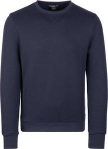 Granatowa bluza Colmar