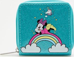 Niebieski portfel Sinsay