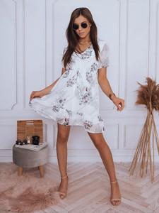 Sukienka Dstreet mini z dekoltem w kształcie litery v