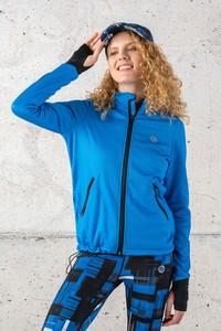 Niebieska bluza Nessi Sportswear