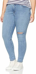 Jeansy amazon.de w stylu casual