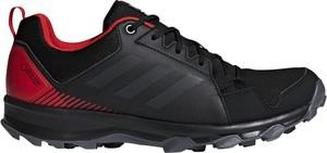 Buty sportowe Adidas z goretexu sznurowane
