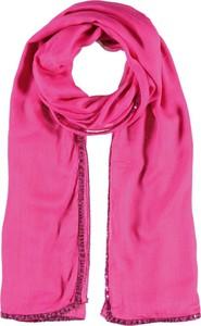 Różowy szalik dziecięcy Passigatti