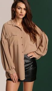 Koszula Renee z długim rękawem w stylu casual