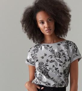 e57df5ae61 T-shirt Mohito z okrągłym dekoltem z krótkim rękawem w stylu casual