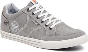 Tenisówki LANETTI - MP07-17066-02 Grey