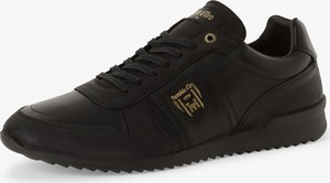 Buty sportowe Pantofola d`Oro sznurowane z tkaniny