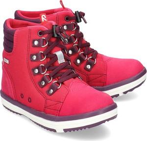 Buty dziecięce zimowe Reima sznurowane