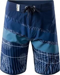 Niebieskie spodenki Aquawave w młodzieżowym stylu