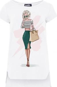 T-shirt Knitis