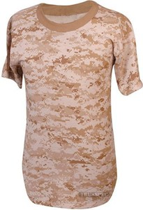 T-shirt Tru-Spec z krótkim rękawem z bawełny