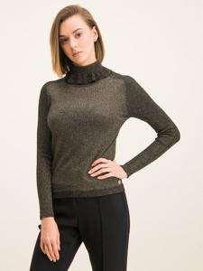 Brązowy sweter Twinset