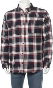 Koszula PRODUKT by Jack & Jones z długim rękawem z klasycznym kołnierzykiem