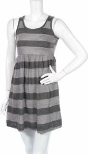 Sukienka Women Only mini z okrągłym dekoltem