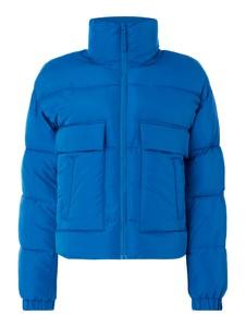 Niebieska kurtka Jake*s Casual krótka