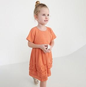 Sukienka dziewczęca Reserved z bawełny