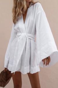 IVET Kimono MIERA WHITE