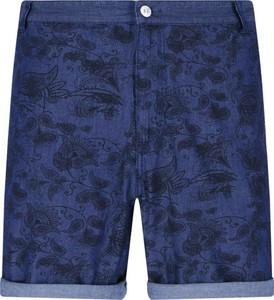 Niebieskie spodenki Armani Jeans