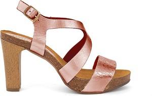 Sandały Mia Loé z klamrami