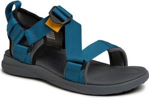 Turkusowe buty letnie męskie Columbia
