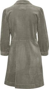 Sukienka Part Two z bawełny w stylu casual mini