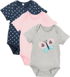 Odzież niemowlęca bonprix dla dziewczynek