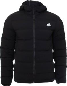 Czarna kurtka Adidas w sportowym stylu