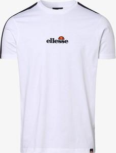 T-shirt Ellesse z krótkim rękawem z bawełny