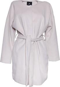 Płaszcz TOVA z wełny w stylu casual