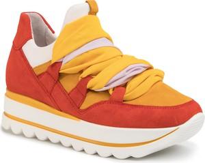 Sneakersy Gabor sznurowane