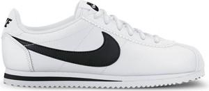 Buty sportowe Nike z zamszu cortez sznurowane