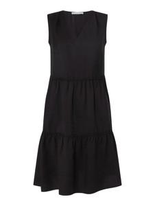 Czarna sukienka Betty & Co Grey bez rękawów