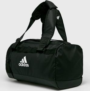 Czarna torba sportowa Adidas Performance