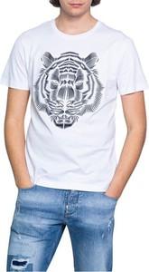 T-shirt Antony Morato z krótkim rękawem z dżerseju w młodzieżowym stylu