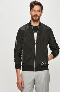 Kurtka Karl Lagerfeld w stylu casual z bawełny krótka