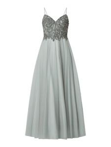 Miętowa sukienka Unique