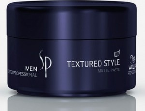Wella Professionals Wella SP Men Textured Style pasta matująca do włosów 75ml