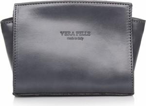 Torebka Vera Pelle średnia ze skóry