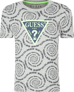 Koszulka dziecięca Guess z krótkim rękawem