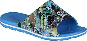 Niebieskie buty dziecięce letnie Coqui dla chłopców