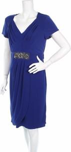 Sukienka Together z dekoltem w kształcie litery v midi